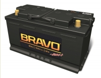 Аккумулятор Bravo 90 А EN 760A L+