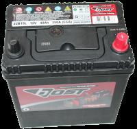 Аккумулятор Bost 42B19R 40 А L+