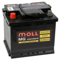 Аккумулятор Moll standard  55 А EN 480A L+ L1