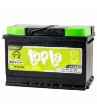 Аккумулятор Topla EcoDry 70 А EN 760A R+ AGM