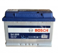 Аккумулятор Bosch S4 Silver 74 A EN 680 A R+ /574 012 068