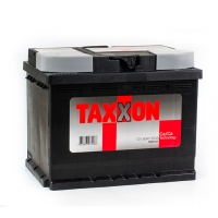 Аккумулятор TAXXON 60 А EN 550A R+