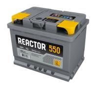 Аккумулятор АКОМ REACTOR 55 А EN 550A R+