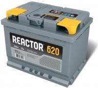 Аккумулятор АКОМ REACTOR 62 А EN 620A L+