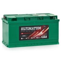 Аккумулятор АКОМ Ultimatum 95 А EN 850A R+