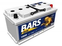 Аккумулятор Bars Gold 100 А EN 770A R+
