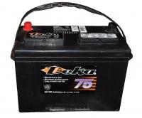 Аккумулятор Deka 627 FMF 80 А EN 710A L+ D31