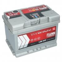 Аккумулятор Fiamm TitaniumPro 60 А EN 540A R+