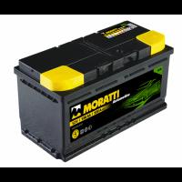 Аккумулятор Moratti 100 А EN 920A R+