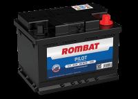 Аккумулятор Rombat Pilot 60 А EN 480A L+