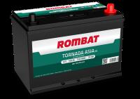 Аккумулятор Rombat Tornada Asia 100 А EN 750A R+ D31