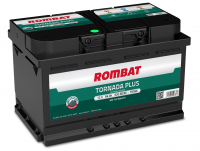 Аккумулятор Rombat Tundra Plus 66 А EN 620A R+ LB3