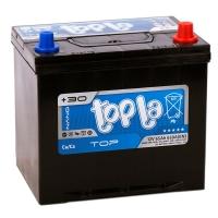 Аккумулятор Topla Top Jis 65 А EN 650A R+ D23