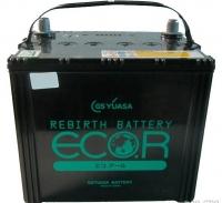 Аккумулятор GS YUASA GST 80D26L 68 А EN 580A R+ D26