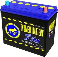 Аккумулятор  Tyumen Battery Asia 50 А EN 410A L+