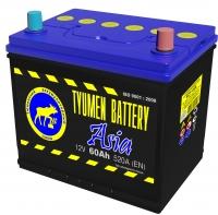 Аккумулятор  Tyumen Battery Asia 60 А EN 520A R+
