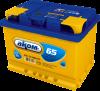 Аккумулятор АКОМ STANDART 65 А EN 580A L+