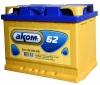 Аккумулятор АКОМ STANDART 62 А EN 540A L+