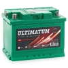 Аккумулятор АКОМ Ultimatum 60 А EN 550A L+