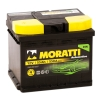Аккумулятор Moratti 55 А EN 550A R+ L1
