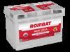 Аккумулятор Rombat AGM 80 А EN 800A R+ L4