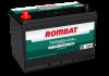 Аккумулятор Rombat Tornada Asia 100 А EN 750A L+ D31
