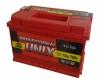 Аккумулятор UNIX PROFESSIONAL 75 А EN 700A L+