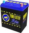 Аккумулятор  Tyumen Battery Asia 40 А EN 360A L+